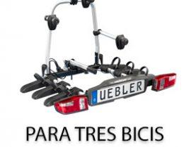 Para 3 bicicletas